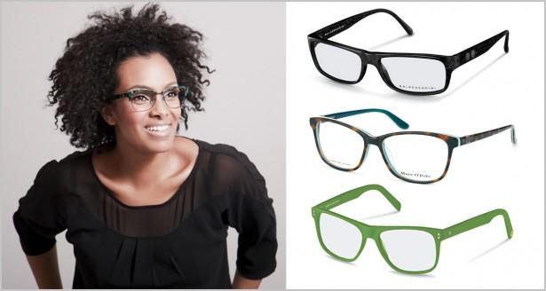 鼻子大戴哪种眼镜|验光师培训