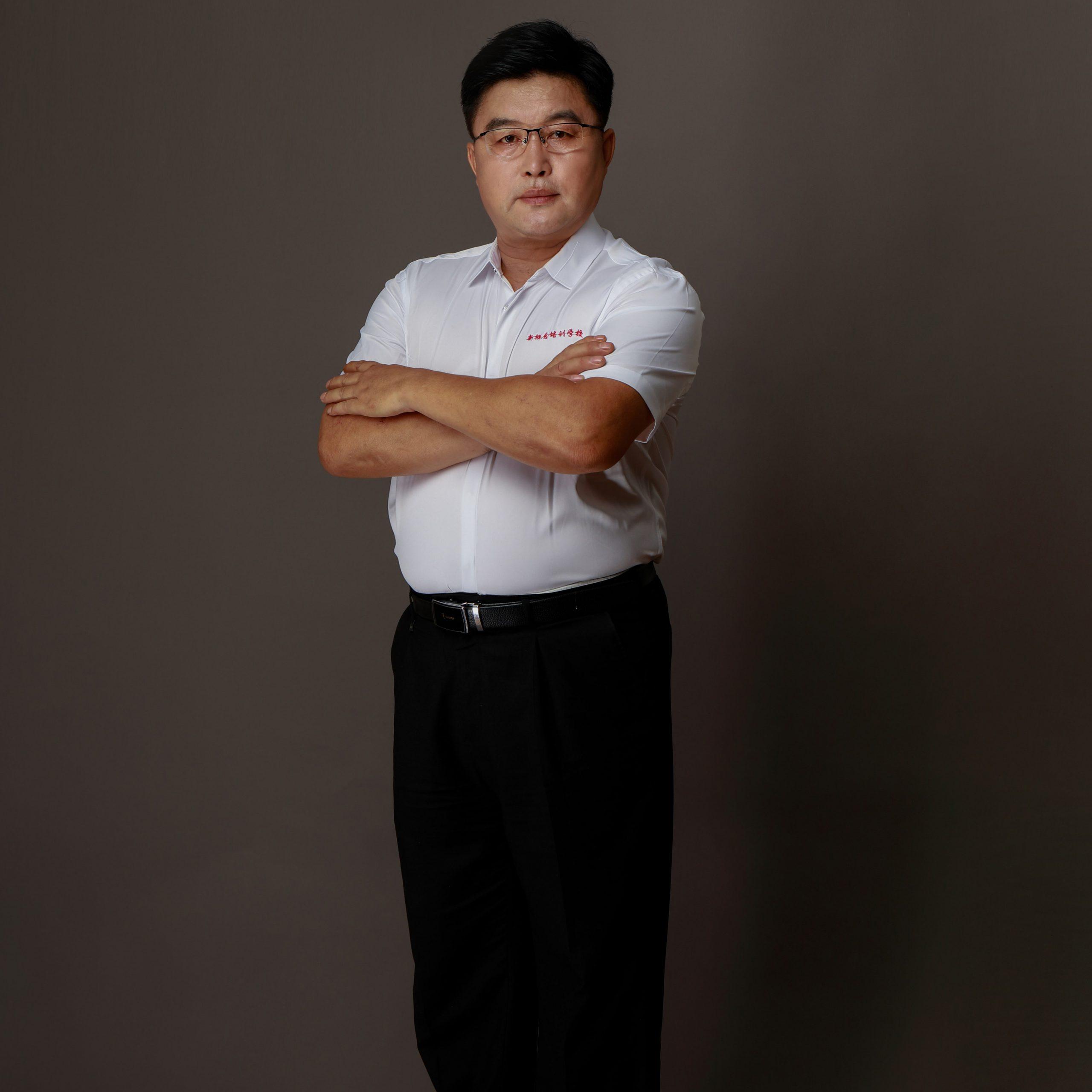 新概念眼视光职业培训学校-副校长刘树忠