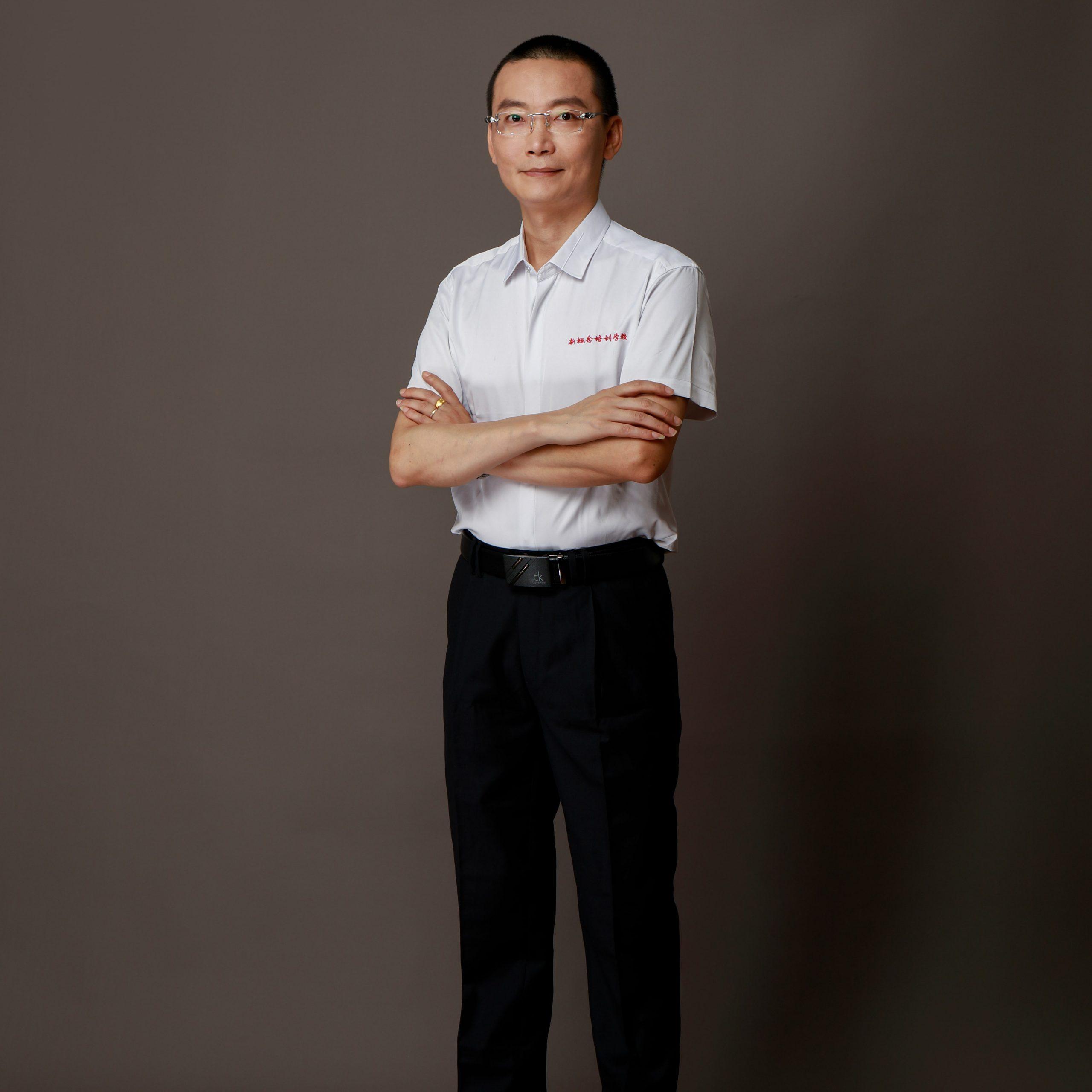 新概念眼视光职业培训学校-副校长李腾波