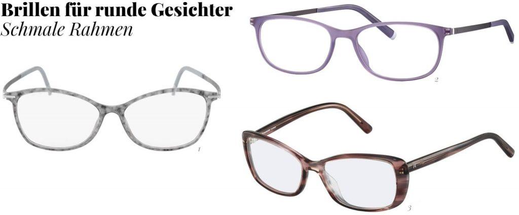 窄框眼镜|搭配