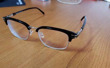 【万宝龙眼镜】MONTBLANC万宝龙 板材眼镜架购买体验